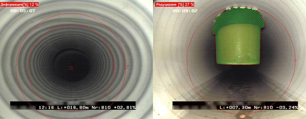 CCTV inspection of sewerage | VodokanalTV